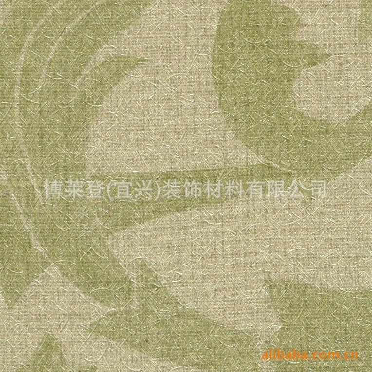 廠家直銷新款高檔植物歐式壁紙壁布