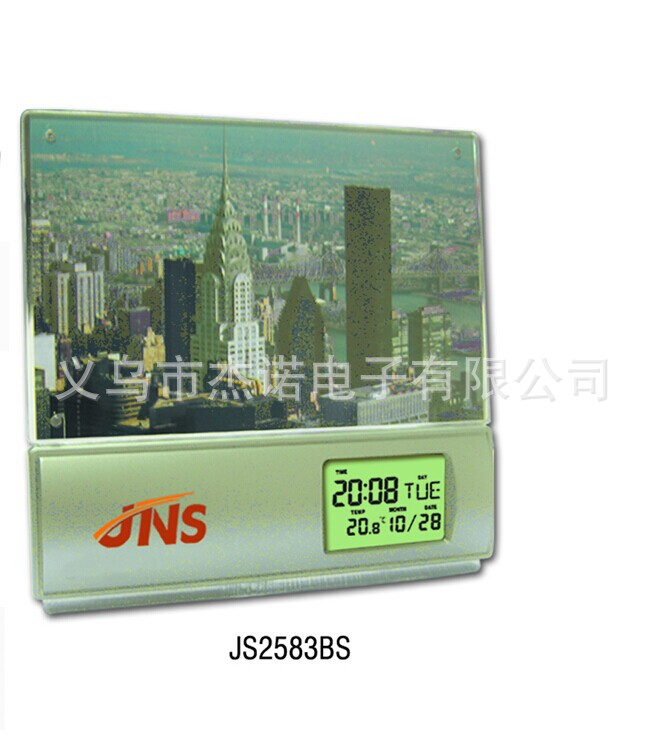 Supply Js-4761 calendar electronic clock chronometer calendar-