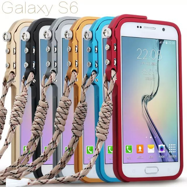 aeb70b878 1X Tactical Edition bumper with back cover for Samsung Galaxy S6.  undefined. undefined. undefined